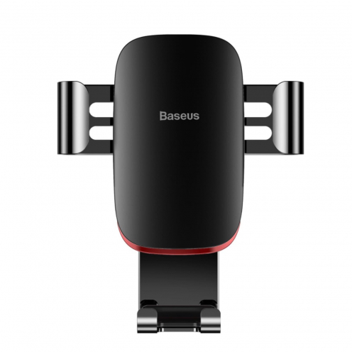BASEUS car holder Metal Age Gravity Car Mount Black SUYL-D01