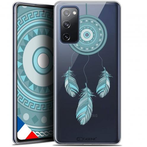 """Carcasa Gel Extra Fina Samsung Galaxy S20 FE (6.5"""") Dreamy Attrape Rêves Blue"""