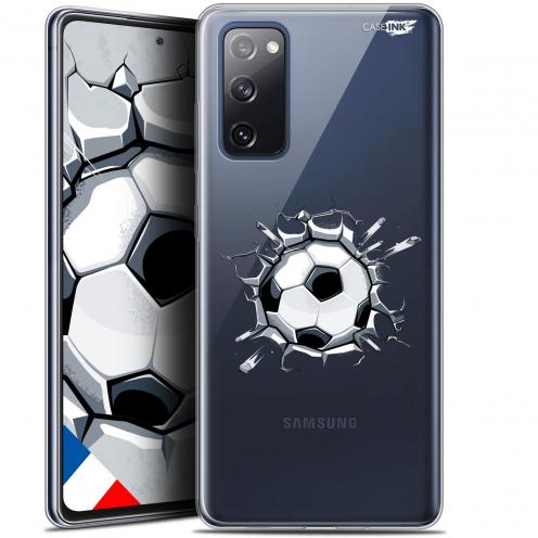 """Carcasa Gel Extra Fina Samsung Galaxy S20 FE (6.5"""") Design Le Balon de Foot"""