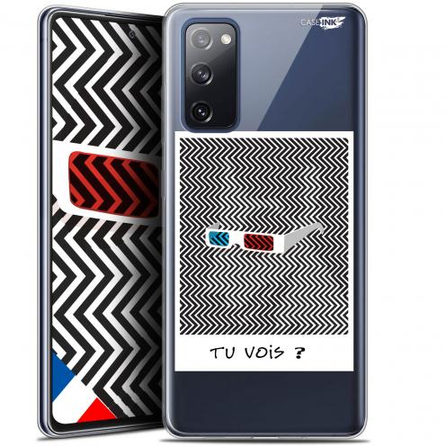 "Carcasa Gel Extra Fina Samsung Galaxy S20 FE (6.5"") Design Tu Vois ce que Je Vois ?"