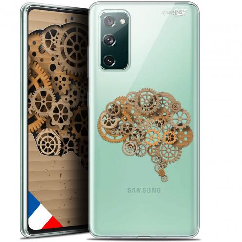 "Carcasa Gel Extra Fina Samsung Galaxy S20 FE (6.5"") Design Mécanismes du Cerveau"