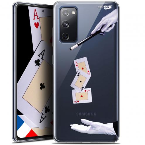 """Carcasa Gel Extra Fina Samsung Galaxy S20 FE (6.5"""") Design Cartes Magiques"""