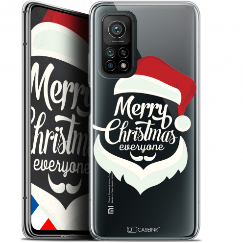 "Carcasa Gel Extra Fina Xiaomi Mi 10T / 10T Pro 5G (6.67"") Noël 2017 Merry Everyone"