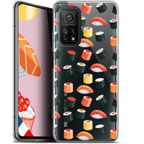 "Carcasa Gel Extra Fina Xiaomi Mi 10T / 10T Pro 5G (6.67"") Foodie Sushi"