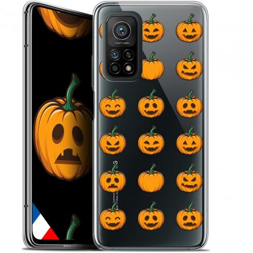 "Carcasa Gel Extra Fina Xiaomi Mi 10T / 10T Pro 5G (6.67"") Halloween Smiley Citrouille"