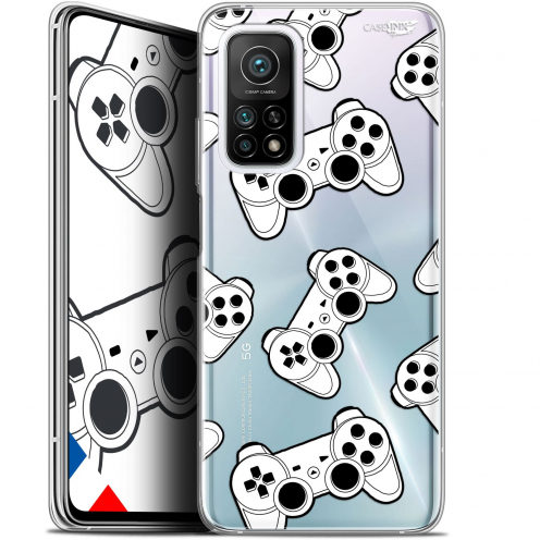 "Carcasa Gel Extra Fina Xiaomi Mi 10T / 10T Pro 5G (6.67"") Design Game Play Joysticks"