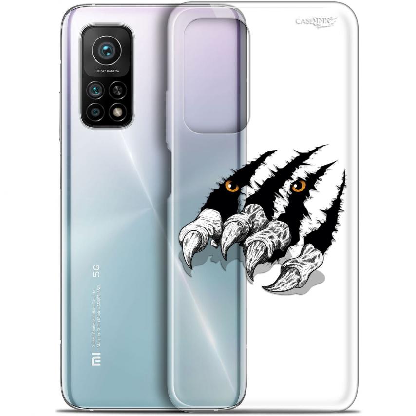 "Carcasa Gel Extra Fina Xiaomi Mi 10T / 10T Pro 5G (6.67"") Design Les Griffes"