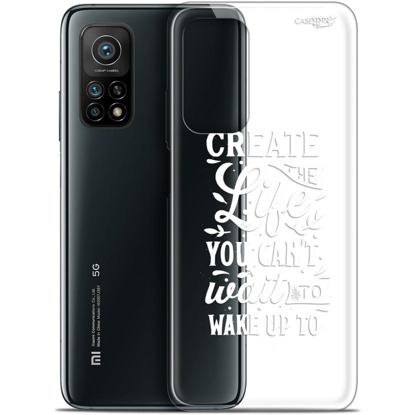 "Carcasa Gel Extra Fina Xiaomi Mi 10T / 10T Pro 5G (6.67"") Design Wake Up Your Life"
