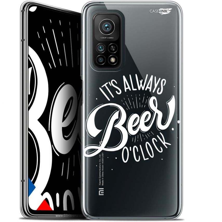 """Carcasa Gel Extra Fina Xiaomi Mi 10T / 10T Pro 5G (6.67"""") Design Its Beer O'Clock"""