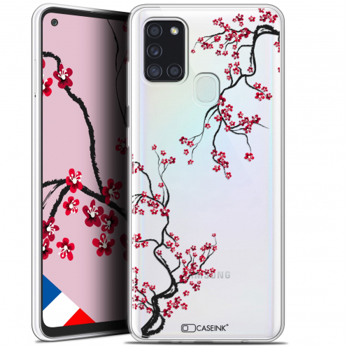 "Carcasa Gel Extra Fina Samsung Galaxy A21S (6.5"") Summer Sakura"
