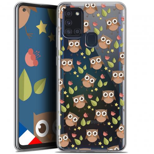 "Carcasa Gel Extra Fina Samsung Galaxy A21S (6.5"") Summer Hibou"