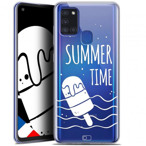 "Carcasa Gel Extra Fina Samsung Galaxy A21S (6.5"") Summer Summer Time"