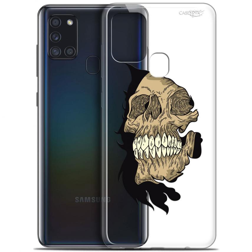 "Carcasa Gel Extra Fina Samsung Galaxy A21S (6.5"") Design Craneur"