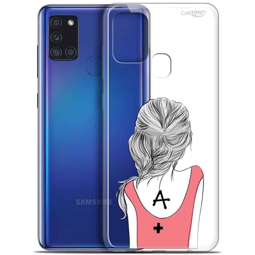 "Carcasa Gel Extra Fina Samsung Galaxy A21S (6.5"") Design See You"