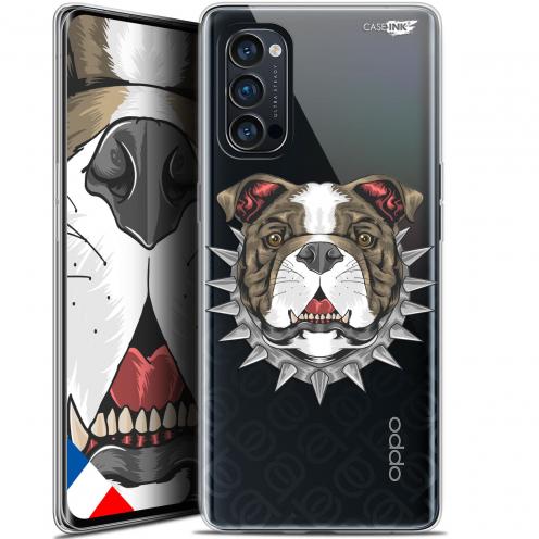 "Carcasa Gel Extra Fina Oppo Reno 4 Pro 5G (6.5"") Design Doggy"
