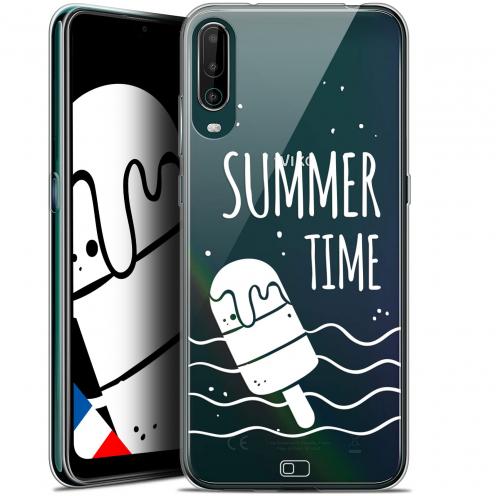 "Carcasa Gel Extra Fina Wiko View 4 (6.5"") Summer Summer Time"