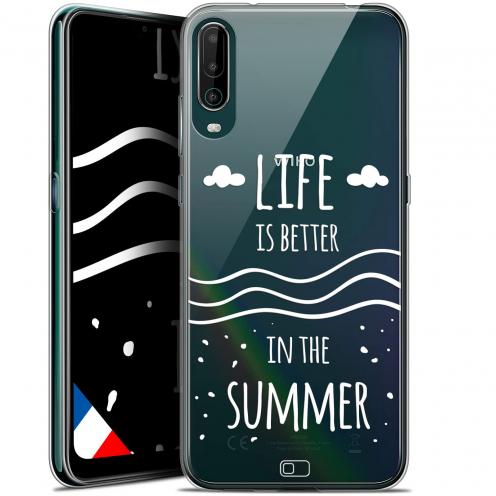 "Carcasa Gel Extra Fina Wiko View 4 (6.5"") Summer Life's Better"