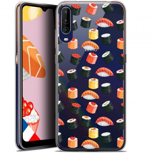 "Carcasa Gel Extra Fina Wiko View 4 (6.5"") Foodie Sushi"
