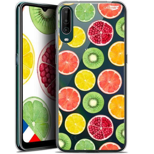 "Carcasa Gel Extra Fina Wiko View 4 (6.5"") Design Fruity Fresh"