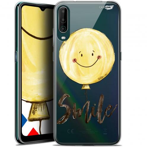 "Carcasa Gel Extra Fina Wiko View 4 (6.5"") Design Smile Baloon"