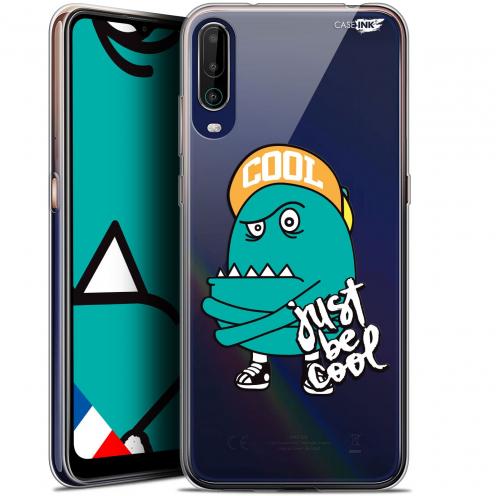 "Carcasa Gel Extra Fina Wiko View 4 (6.5"") Design Be Cool"