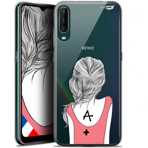 "Carcasa Gel Extra Fina Wiko View 4 (6.5"") Design See You"
