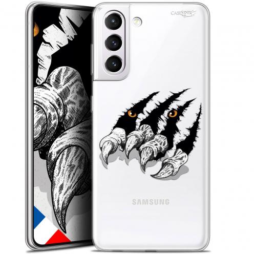 "Carcasa Gel Extra Fina Samsung Galaxy S21 (6.2"") Design Les Griffes"