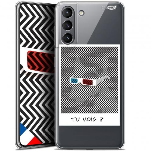 "Carcasa Gel Extra Fina Samsung Galaxy S21 (6.2"") Design Tu Vois ce que Je Vois ?"