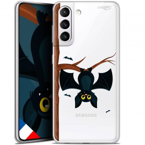 """Carcasa Gel Extra Fina Samsung Galaxy S21 (6.2"""") Design Petite Chauve Souris"""