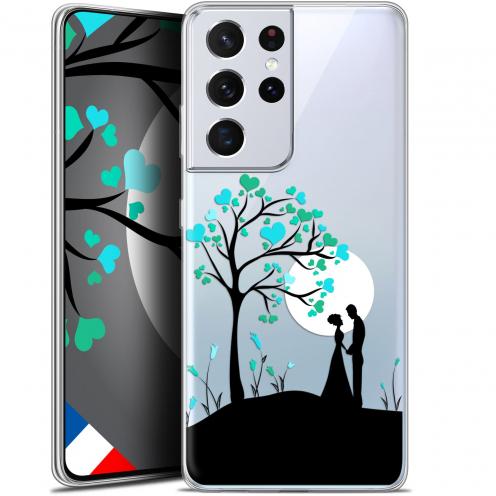 "Carcasa Gel Extra Fina Samsung Galaxy S21 Ultra (6.8"") Love Sous l'arbre"