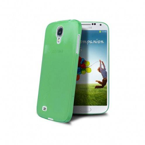 Shell Ultra fino 0.3mm Frost Samsung Galaxy S4 verde