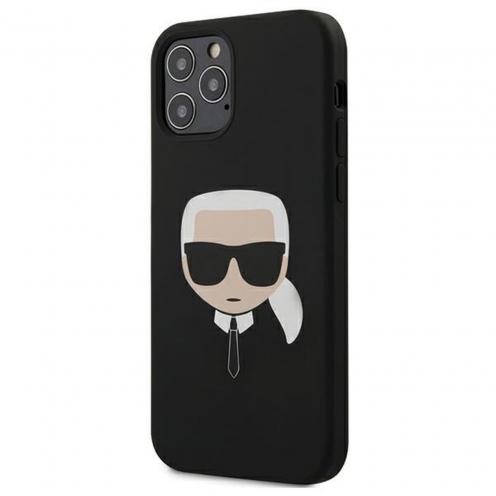Carcasa Karl Lagerfeld® KLHCP12MSLKHBK iPhone 12 / 12 PRO Noir