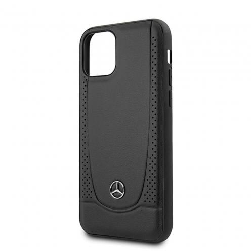 Carcasa Mercedes® MEHCP12SARMBK iPhone 12 MINI Noir