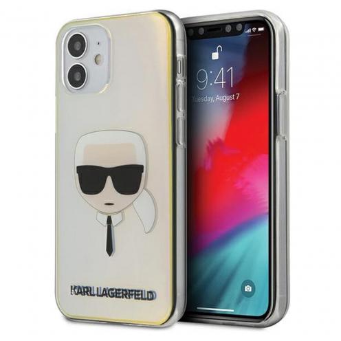 Carcasa Karl Lagerfeld® KLHCP12SPCKHML iPhone 12 MINI multicolor