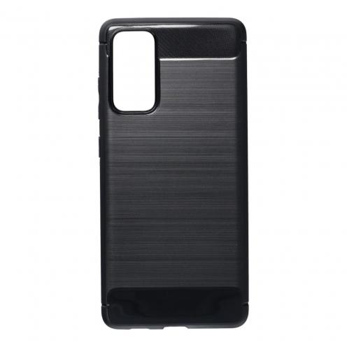 Forcell CARBON Carcasa Para Samsung Galaxy S20 FE / S20 FE 5G Noir