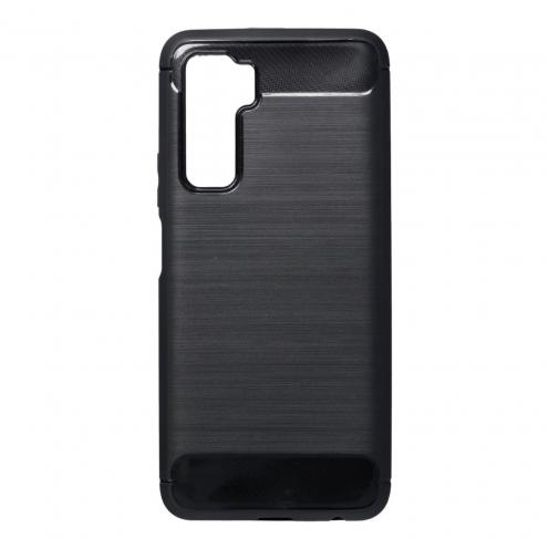 Forcell CARBON Carcasa Para Huawei P40 Lite 5G Noir