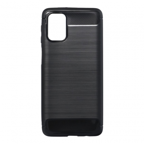 Forcell CARBON Carcasa Para Samsung Galaxy M31s Noir