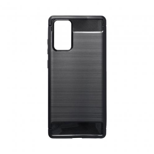 Forcell CARBON Carcasa Para Samsung Galaxy NOTE 20 Noir