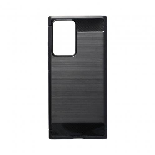 Forcell CARBON Carcasa Para Samsung Galaxy NOTE 20 Plus Noir