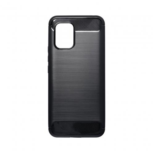 Forcell CARBON Carcasa Para Xiaomi Mi 10 Lite Noir