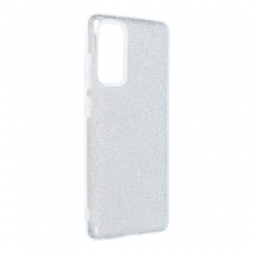 Forcell SHINING Carcasa Para Samsung Galaxy S20 FE / S20 FE 5G Argent