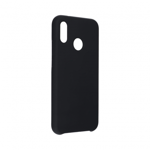 Forcell Silicone Carcasa Para Huawei P20 Lite Noir