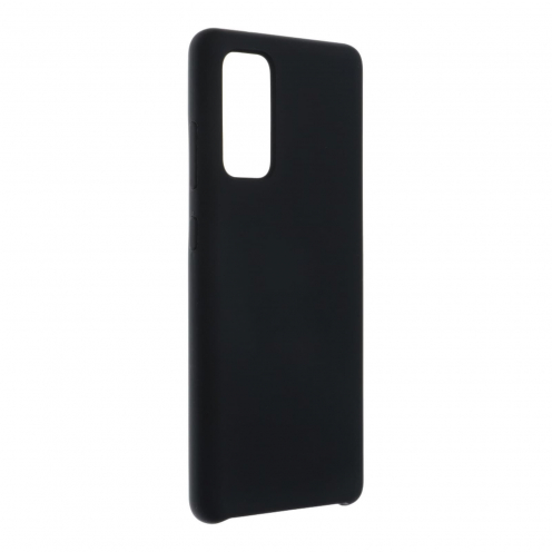 Forcell Silicone Carcasa Para Samsung Galaxy S20 FE / S20 FE 5G Noir