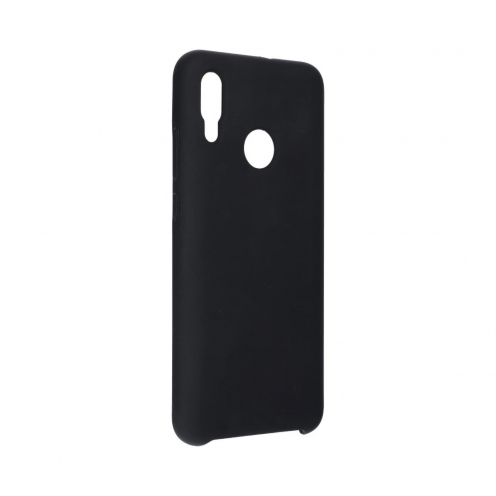 Forcell Silicone Carcasa Para Huawei P Smart 2019 Noir