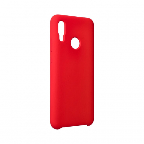 Forcell Silicone Carcasa Para Huawei P Smart 2019 Rouge