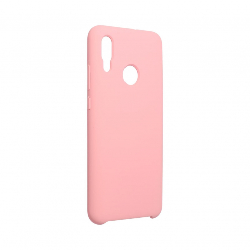 Forcell Silicone Carcasa Para Huawei P Smart 2019 Rose