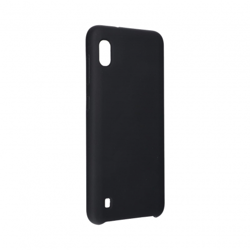 Forcell Silicone Carcasa Para Samsung Galaxy A10 Noir