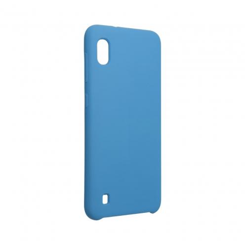 Forcell Silicone Carcasa Para Samsung Galaxy A10 Bleu Marine
