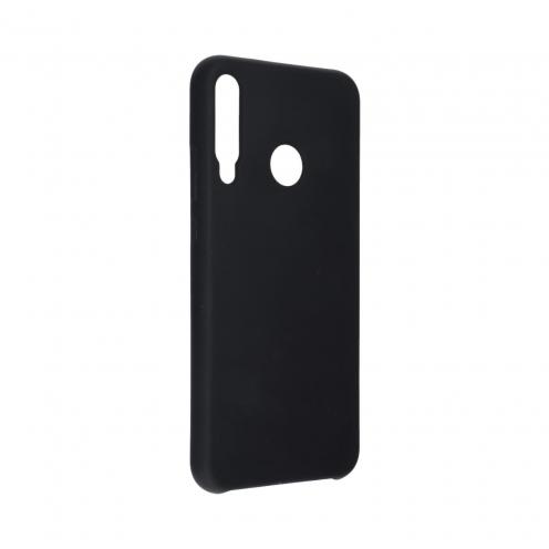 Forcell Silicone Carcasa Para Huawei P40 Lite E Noir