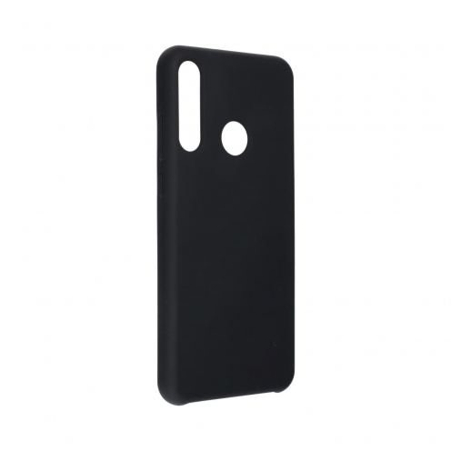 Forcell Silicone Carcasa Para Huawei Y6P Noir
